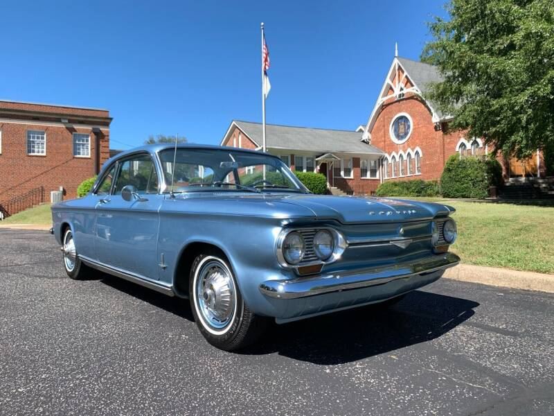 1964 Chevrolet Corvair for sale at Automax of Eden in Eden NC