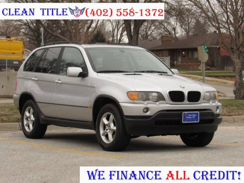 2003 BMW X5 for sale at NY AUTO SALES in Omaha NE