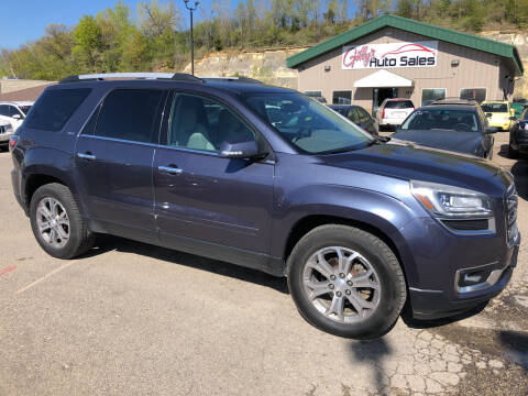 2013 GMC Acadia for sale at Gilly's Auto Sales in Rochester MN