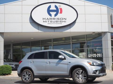 2019 Mitsubishi Outlander Sport for sale at Harrison Imports in Sandy UT