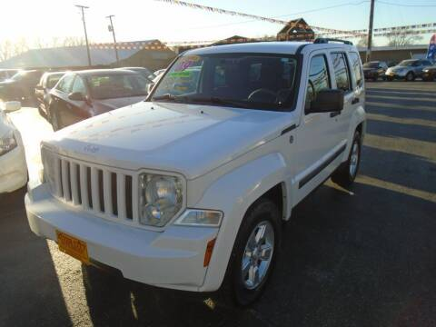 2009 Jeep Liberty for sale at River City Auto Sales in Cottage Hills IL