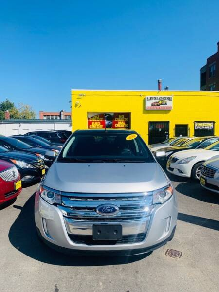2013 Ford Edge for sale at Hartford Auto Center in Hartford CT