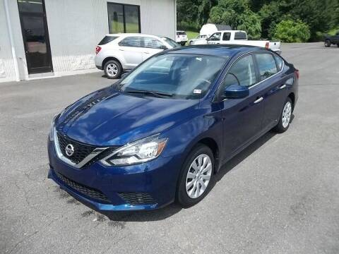 2017 Nissan Sentra for sale at MINK MOTOR SALES INC in Galax VA