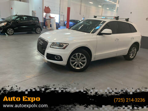 2015 Audi Q5 for sale at Auto Expo in Las Vegas NV