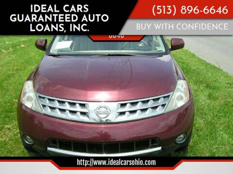 2007 Nissan Murano for sale at Ideal Cars in Hamilton OH