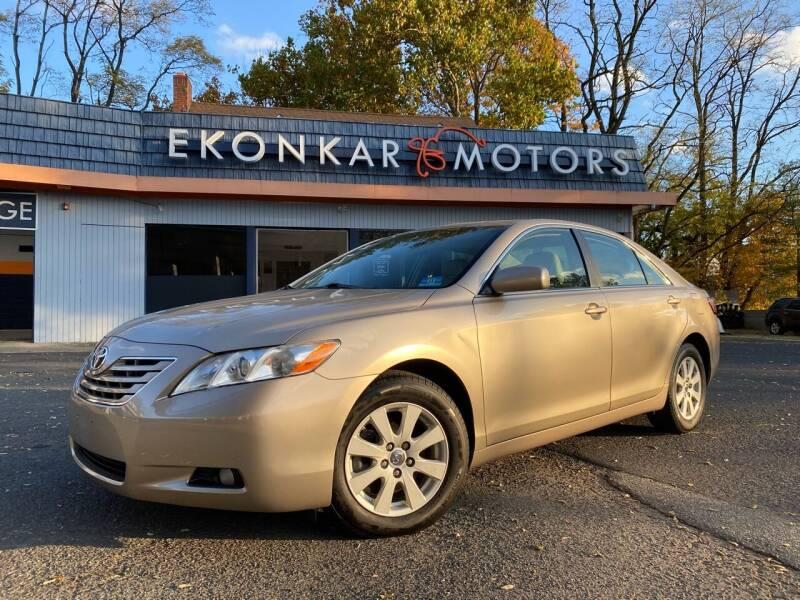 2009 Toyota Camry for sale at Ekonkar Motors in Scotch Plains NJ