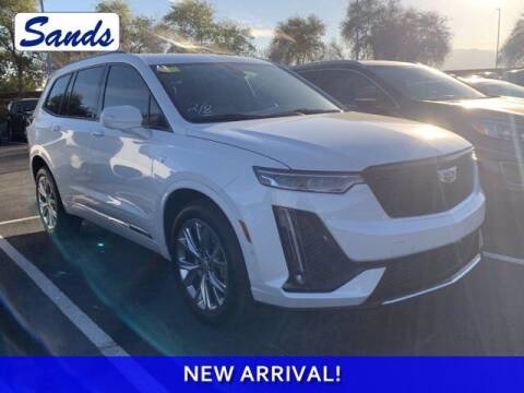 2020 Cadillac XT6 for sale at Sands Chevrolet in Surprise AZ