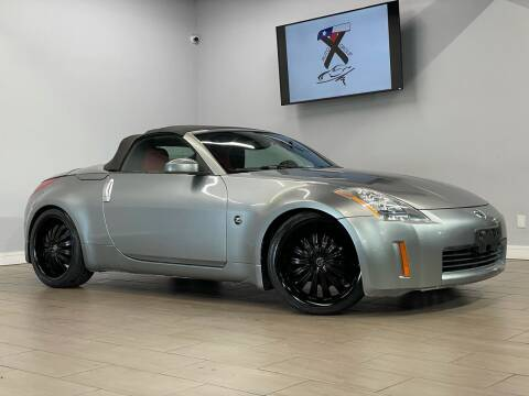 2005 Nissan 350Z for sale at TX Auto Group in Houston TX