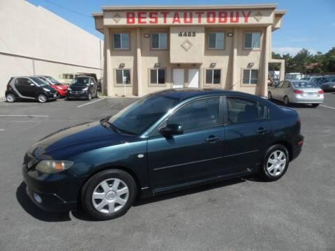 2006 Mazda MAZDA3 for sale at Best Auto Buy in Las Vegas NV