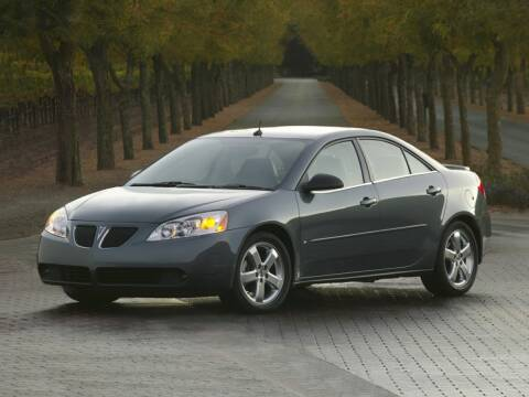 2007 Pontiac G6 for sale at Sundance Chevrolet in Grand Ledge MI