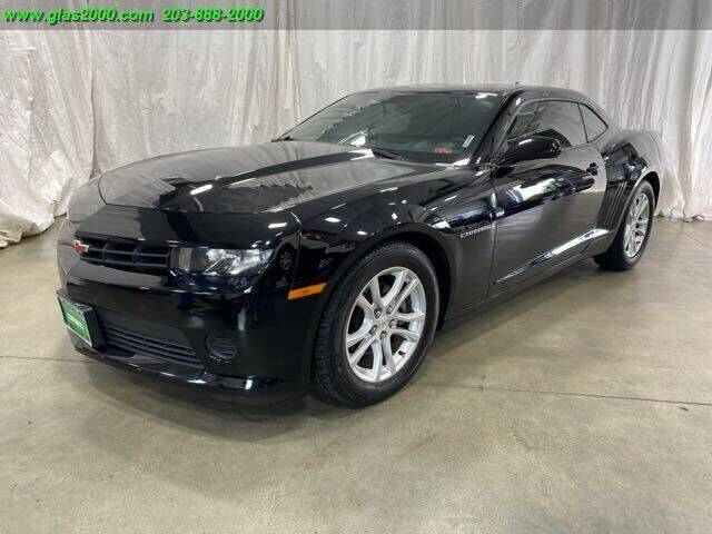2015 Chevrolet Camaro for sale at Green Light Auto Sales LLC in Bethany CT