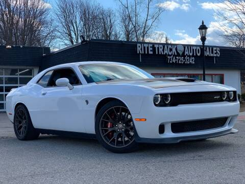 2016 Dodge Challenger for sale at Rite Track Auto Sales in Canton MI