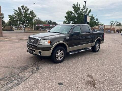 2008 Ford F-150 for sale at iDrive Auto Works in Colorado Springs CO