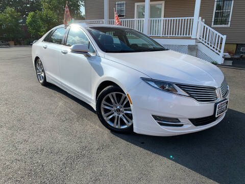 2014 Lincoln MKZ for sale at PRNDL Auto Group in Irvington NJ