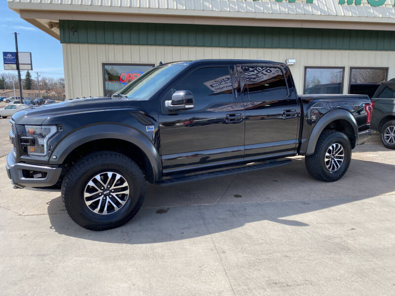 2019 Ford F-150 for sale at Murphy Motors Next To New Minot in Minot ND