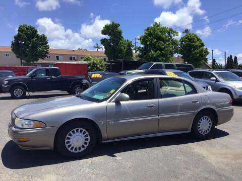 2003 Buick LeSabre for sale at CARCO SALES & FINANCE - Under 7000 in Chula Vista CA