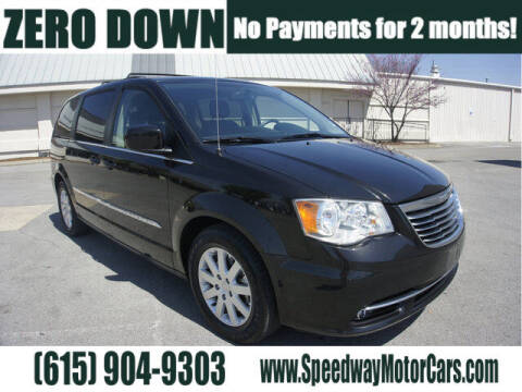 2016 Chrysler Town and Country for sale at Speedway Motors in Murfreesboro TN
