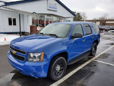 2013 Chevrolet Tahoe for sale at North Oakland Motors in Waterford MI