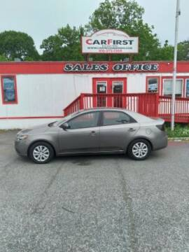 2012 Kia Forte for sale at CARFIRST ABERDEEN in Aberdeen MD