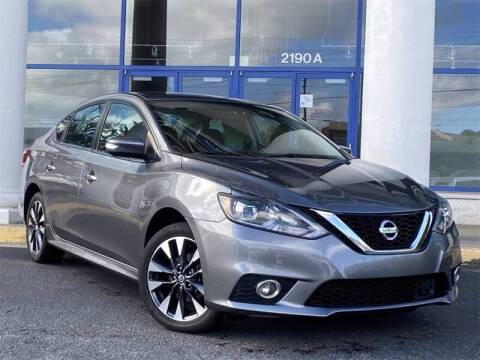 2019 Nissan Sentra for sale at Southern Auto Solutions - Georgia Car Finder - Southern Auto Solutions - Capital Cadillac in Marietta GA