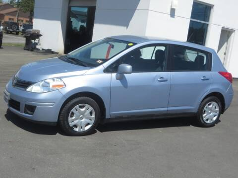 2012 Nissan Versa for sale at Price Auto Sales 2 in Concord NH