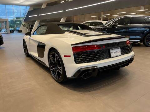 2022 Audi R8 for sale at CU Carfinders in Norcross GA