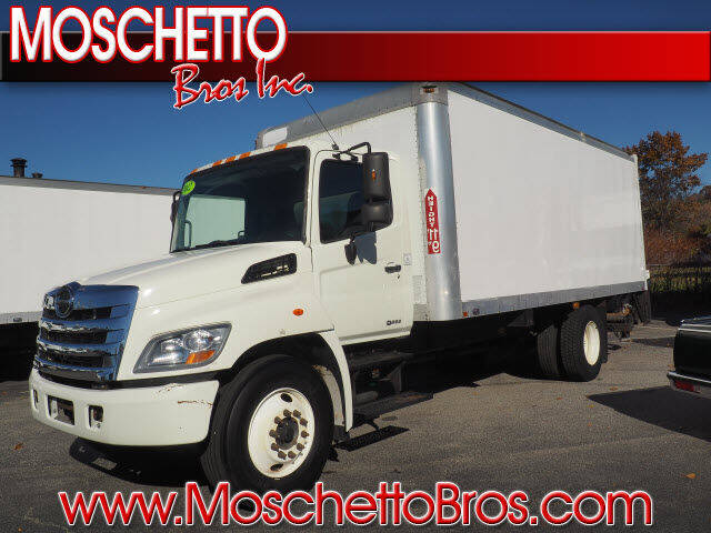 2012 Hino 0268 for sale at Moschetto Bros. Inc in Methuen MA