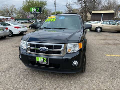 2011 Ford Escape for sale at BK2 Auto Sales in Beloit WI