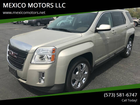 2014 GMC Terrain for sale at MEXICO MOTORS LLC in Mexico MO