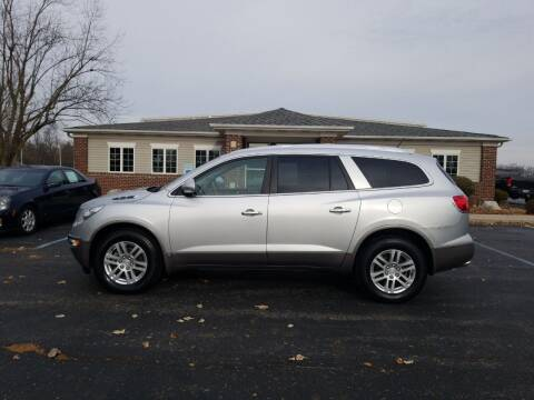 2009 Buick Enclave for sale at Pierce Automotive, Inc. in Antwerp OH