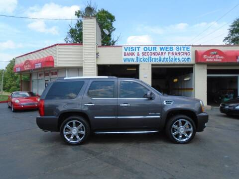 2010 Cadillac Escalade for sale at Bickel Bros Auto Sales, Inc in Louisville KY