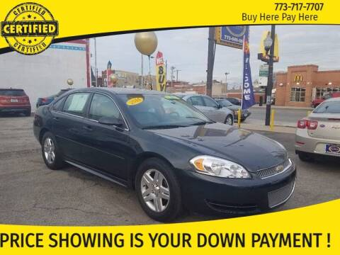 2014 Chevrolet Impala Limited for sale at AutoBank in Chicago IL