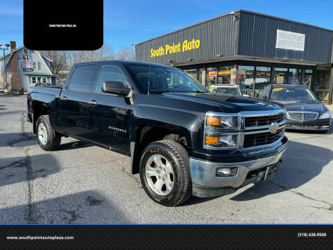 2014 Chevrolet Silverado 1500 for sale at South Point Auto Plaza, Inc. in Albany NY