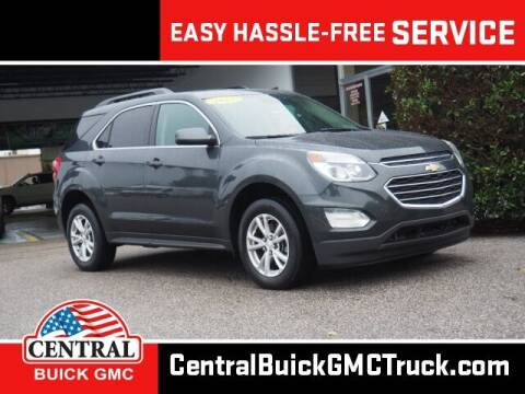 2017 Chevrolet Equinox for sale at Central Buick GMC in Winter Haven FL