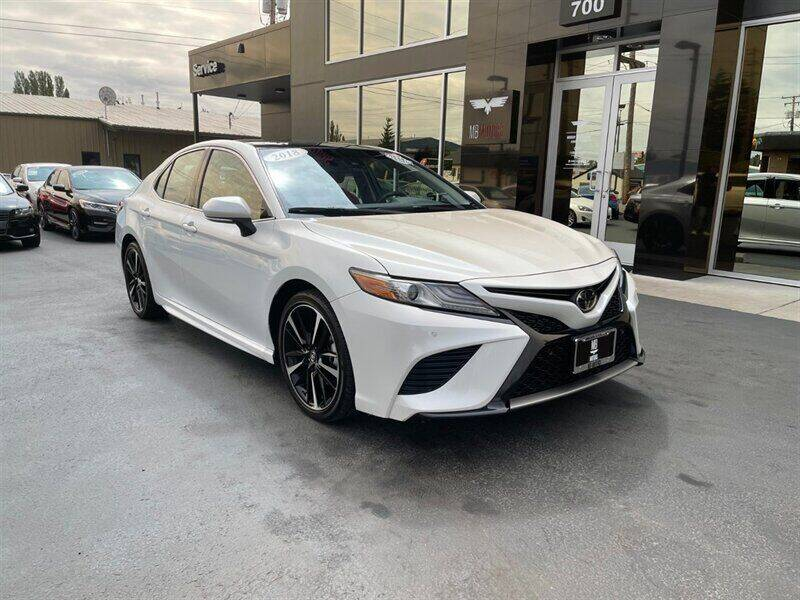 2018 Toyota Camry for sale in Bellingham, WA