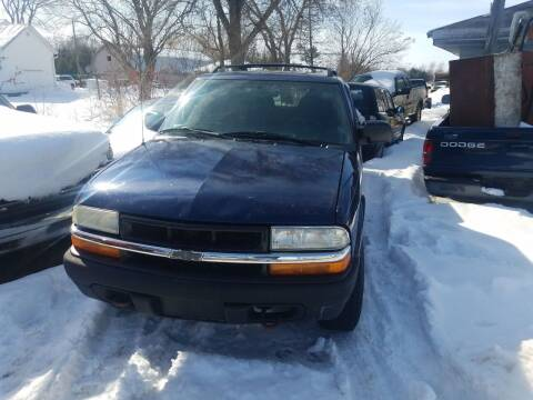 2004 Chevrolet S-10 for sale at Craig Auto Sales in Omro WI