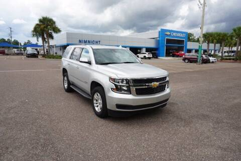 2020 Chevrolet Tahoe for sale at WinWithCraig.com in Jacksonville FL