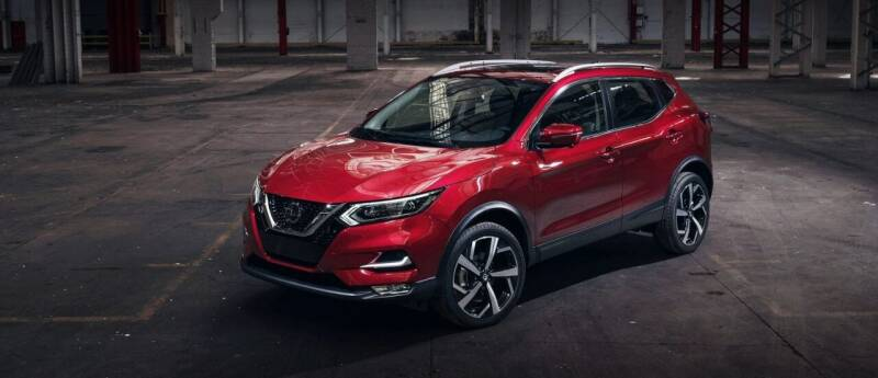 2020 Nissan Rogue Sport for sale at EAG Auto Leasing in Marlboro NJ