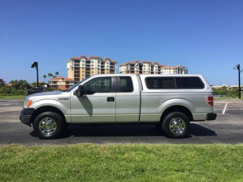 2012 Ford F-150 for sale at Mason Enterprise Sales in Venice FL