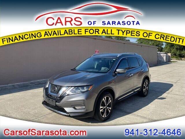 2018 Nissan Rogue for sale in Sarasota, FL