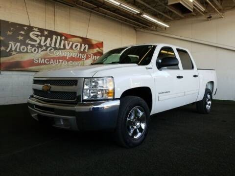 2012 Chevrolet Silverado 1500 Hybrid for sale at SULLIVAN MOTOR COMPANY INC. in Mesa AZ