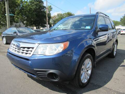 2011 Subaru Forester for sale at PRESTIGE IMPORT AUTO SALES in Morrisville PA