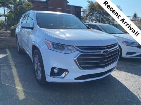 2019 Chevrolet Traverse for sale at Vorderman Imports in Fort Wayne IN