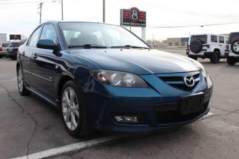 2008 Mazda MAZDA3 for sale at B & B Car Co Inc. in Clinton Twp MI