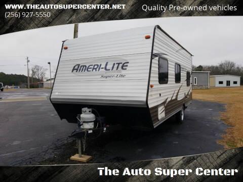 2017 Gulf Stream Ameri-lite for sale at The Auto Super Center in Centre AL