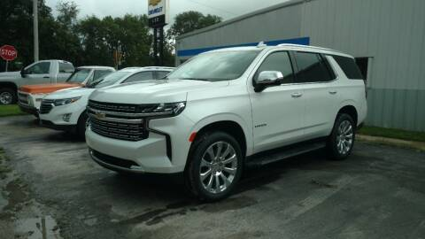 2021 Chevrolet Tahoe for sale at Lee Chevrolet in Frankfort KS