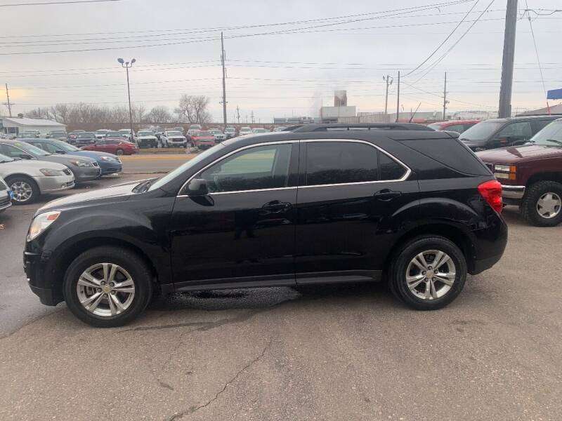 2010 Chevrolet Equinox for sale at Iowa Auto Sales, Inc in Sioux City IA