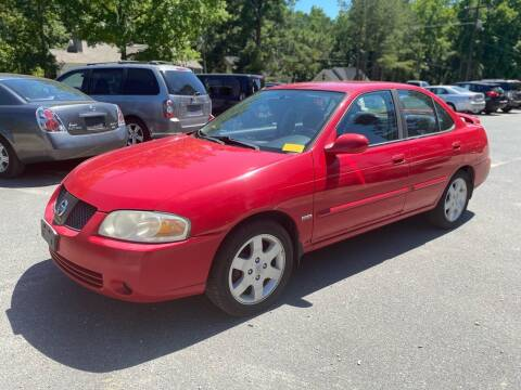 2005 Nissan Sentra for sale at Tri State Auto Brokers LLC in Fuquay Varina NC