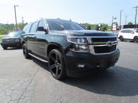 2016 Chevrolet Suburban for sale at Hibriten Auto Mart in Lenoir NC