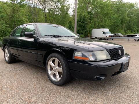 2004 Mercury Marauder for sale at George Strus Motors Inc. in Newfoundland NJ